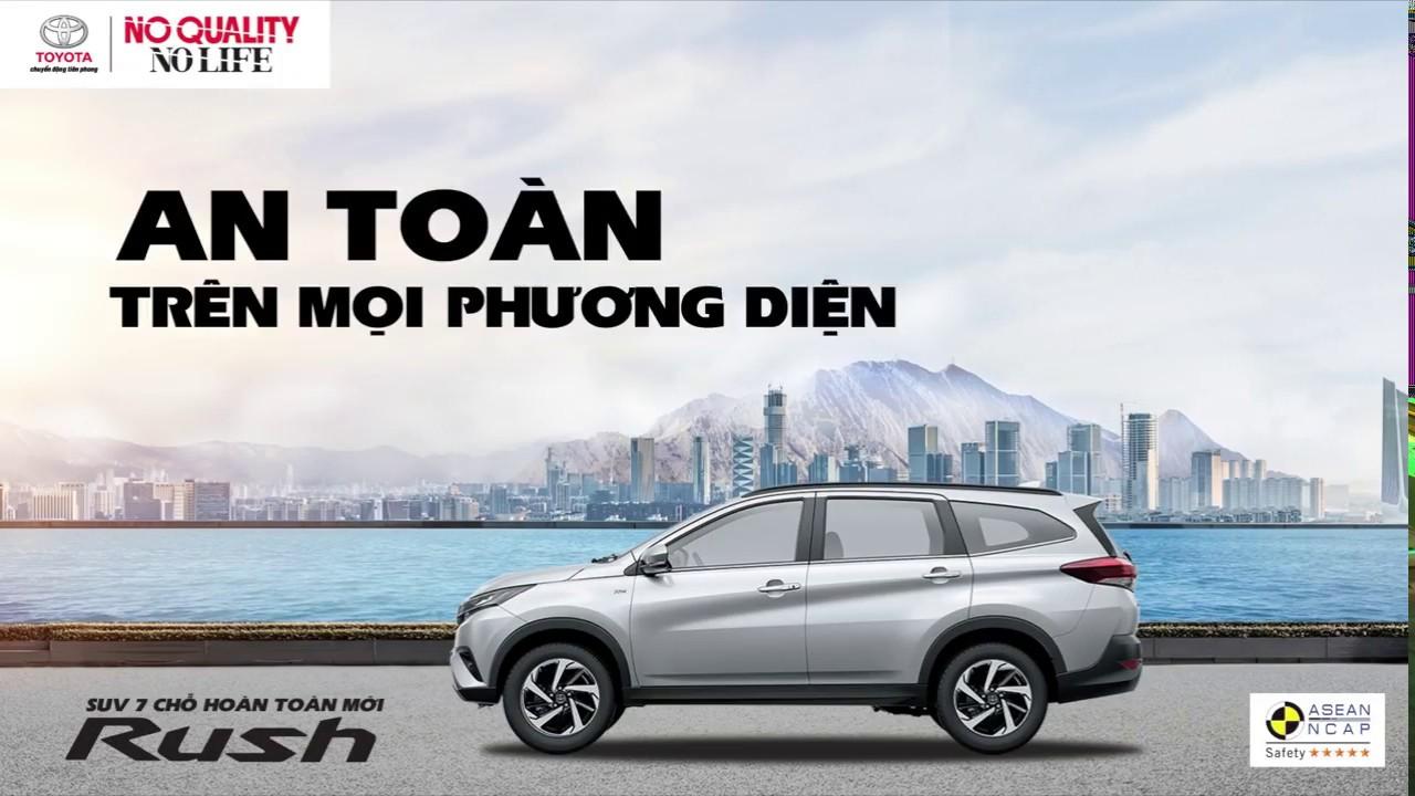 Toyota Rush phần an toàn ảnh 1 - Rush 2020: giá xe và khuyến mãi tháng [hienthithang]