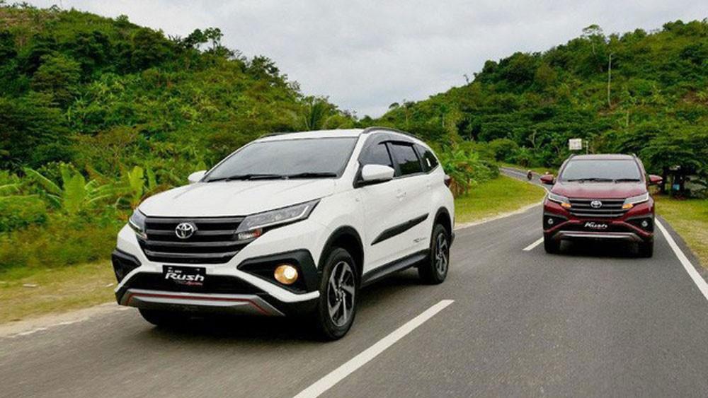 Toyota Rush phần vận hành - Danh sách các hãng và Giá xe Ô Tô của năm [hienthinam]