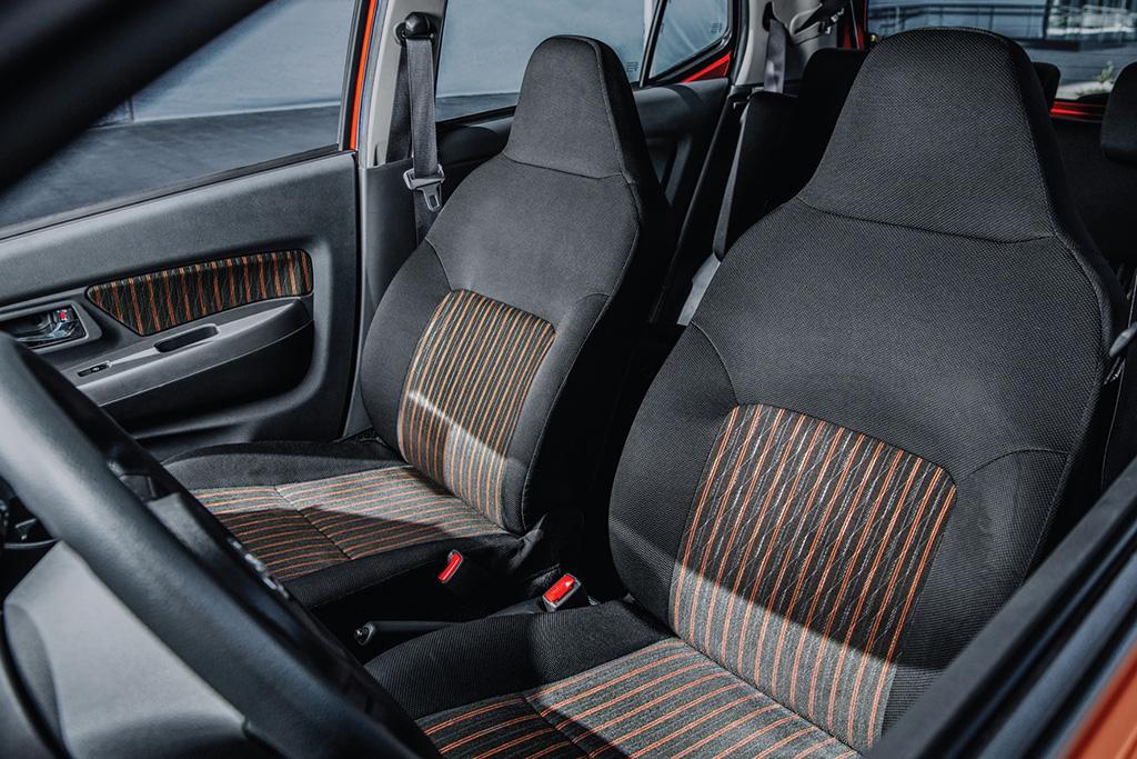Toyota Wigo ảnh 12 - Toyota Wigo: giá xe và khuyến mãi tháng [hienthithang]/[hienthinam]