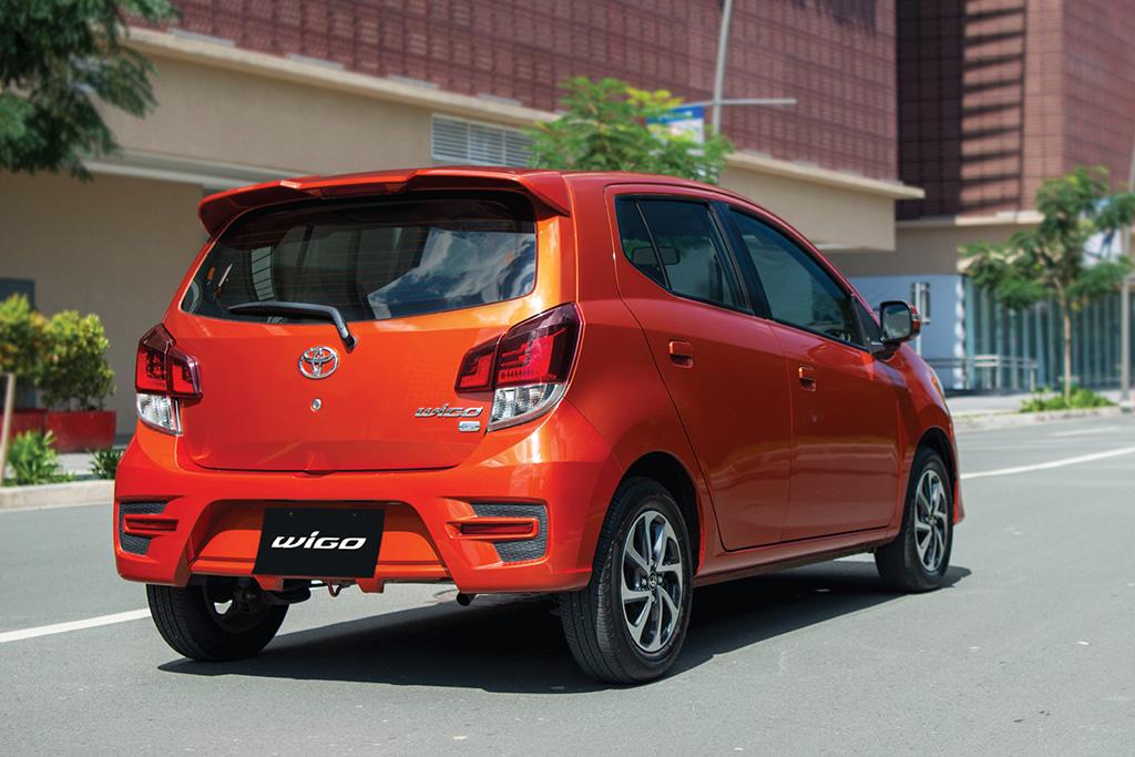 Toyota Wigo ảnh 14 - Toyota Wigo: giá xe và khuyến mãi tháng [hienthithang]/[hienthinam]