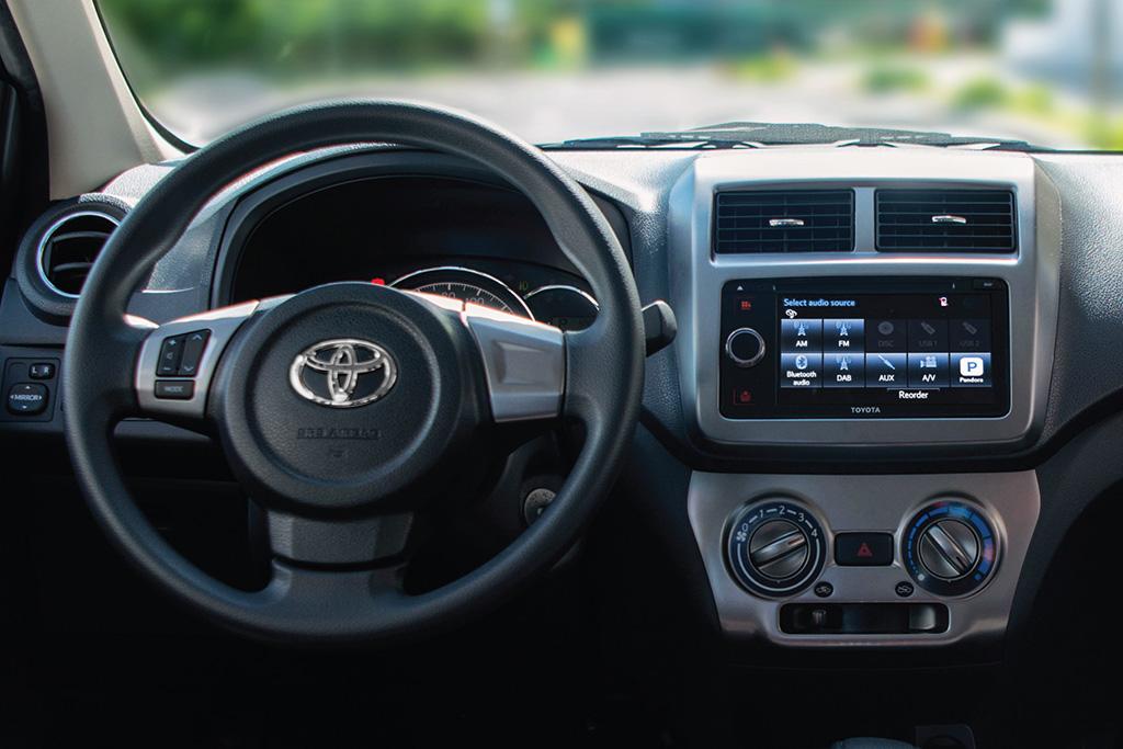 Toyota Wigo ảnh 15 - Toyota Wigo: giá xe và khuyến mãi tháng [hienthithang]/[hienthinam]
