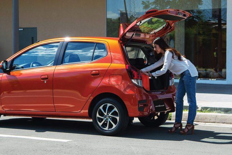 Toyota Wigo ảnh 16 - Toyota Wigo: giá xe và khuyến mãi tháng [hienthithang]/[hienthinam]