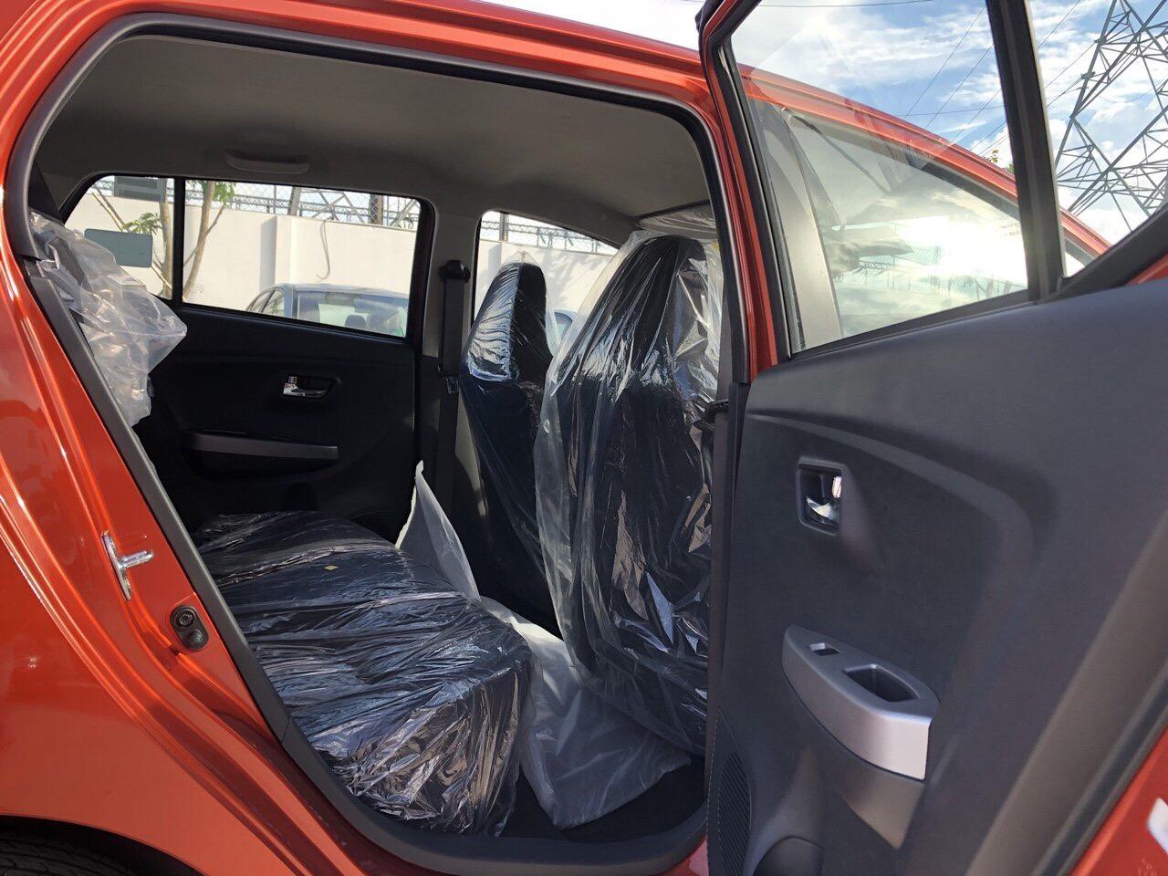 Toyota Wigo ảnh 5 - Toyota Wigo: giá xe và khuyến mãi tháng [hienthithang]/[hienthinam]