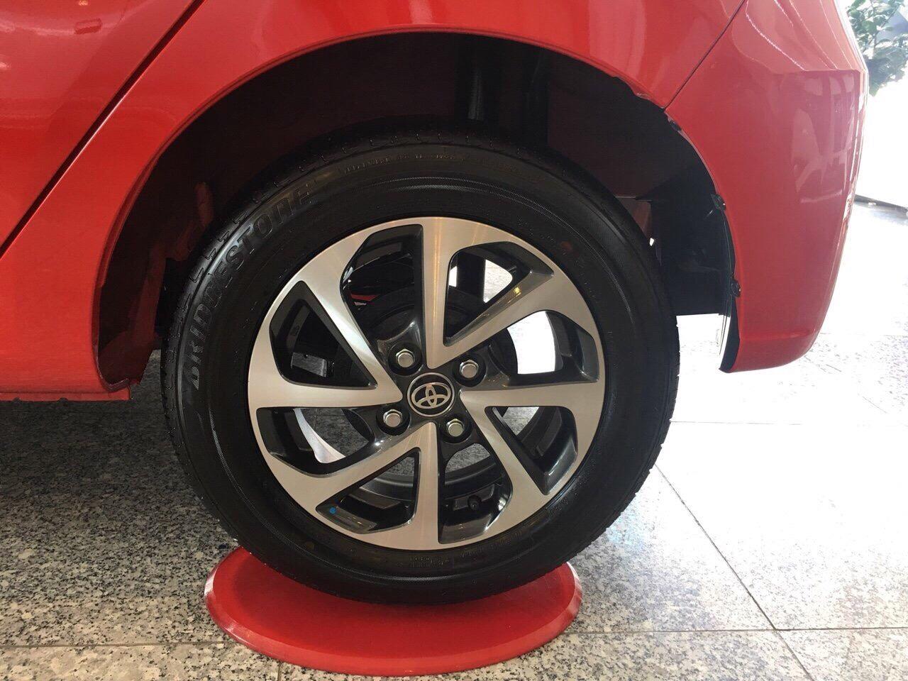 Toyota Wigo ảnh 6 - Toyota Wigo: giá xe và khuyến mãi tháng [hienthithang]/[hienthinam]