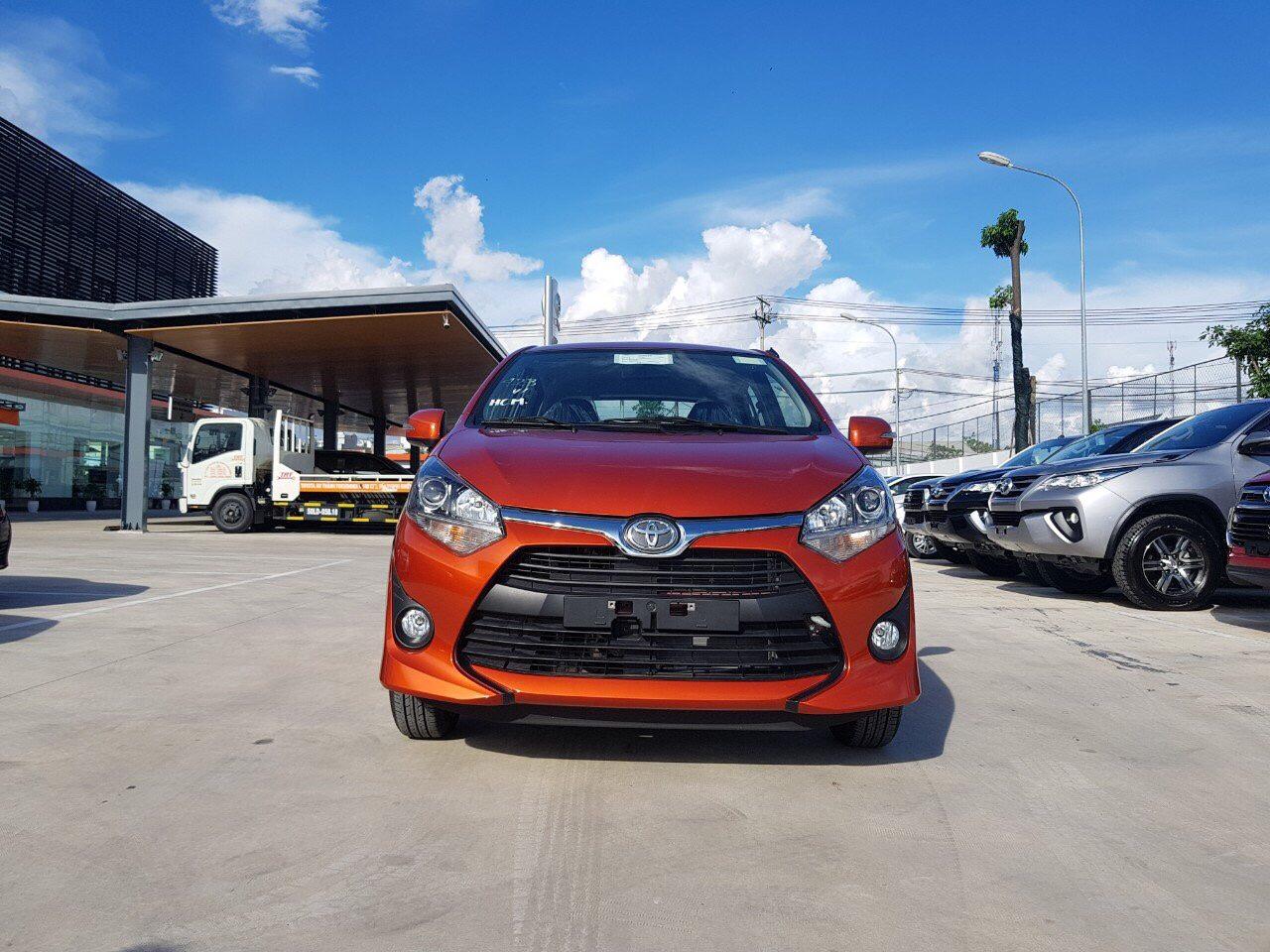 Toyota Wigo ảnh 7 - Toyota Wigo: giá xe và khuyến mãi tháng [hienthithang]/[hienthinam]