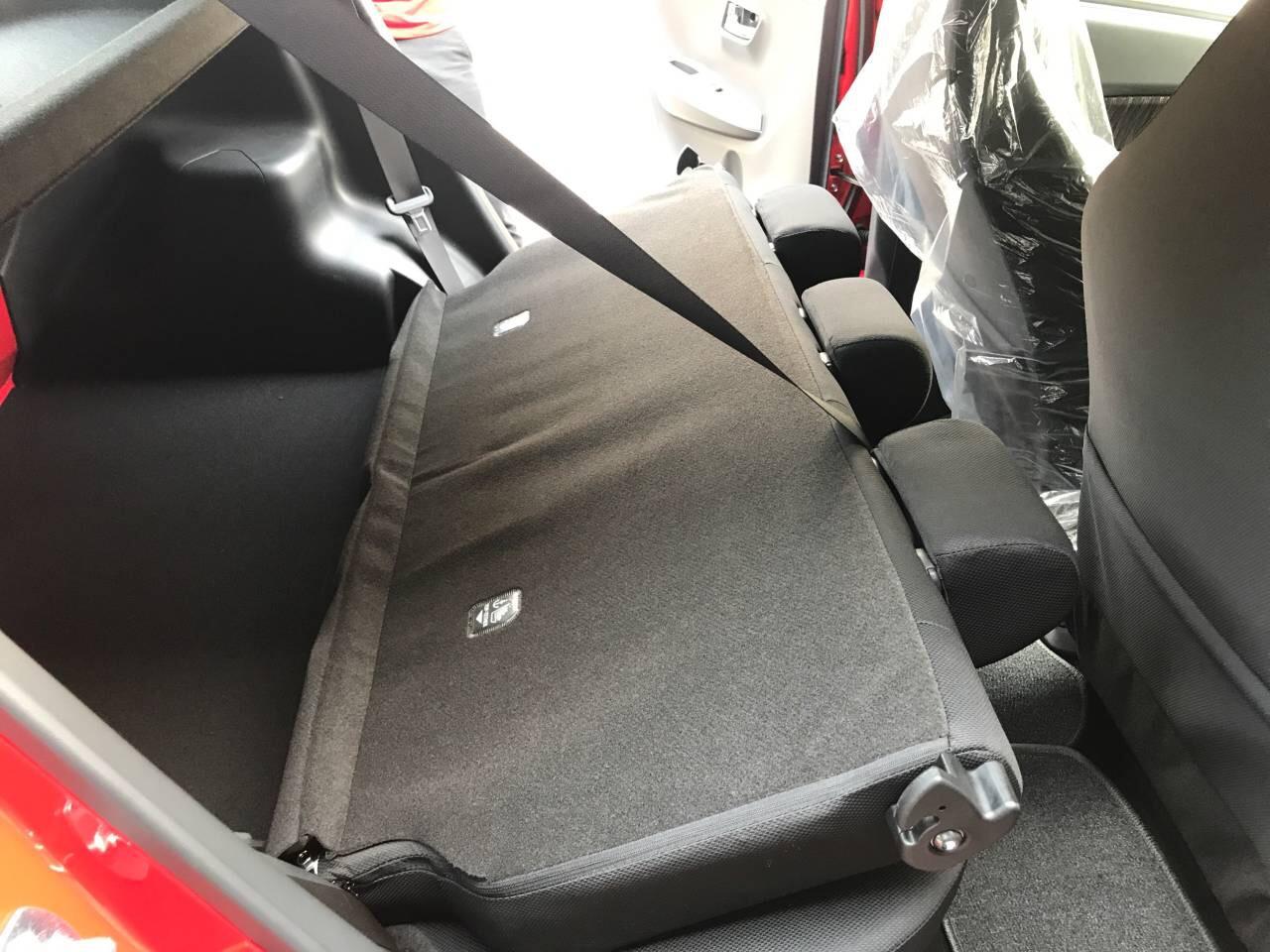 Toyota Wigo 1.2 MT Mẫu xe thành thị sang trọng giá hời đã có mặt tại VN ảnh 14 - Wigo 1.2MT [hienthinam] (số sàn): giá xe và khuyến mãi mới