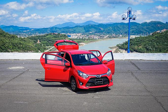 Vận hành xe wigo ảnh 1 - Wigo 2020: giá xe và khuyến mãi tháng [hienthithang]
