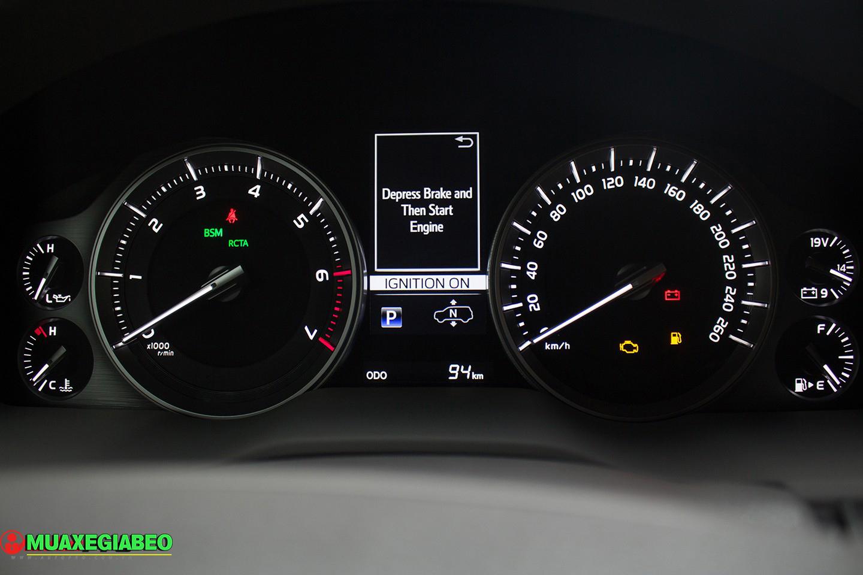 Xe Land Cruiser v8 ảnh 14 - Land Cruiser và Prado: Thông số, hình ảnh và giá xe năm [hienthinam]