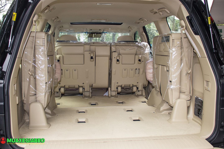 Xe Land Cruiser v8 ảnh 16 - Land Cruiser và Prado: Thông số, hình ảnh và giá xe năm [hienthinam]