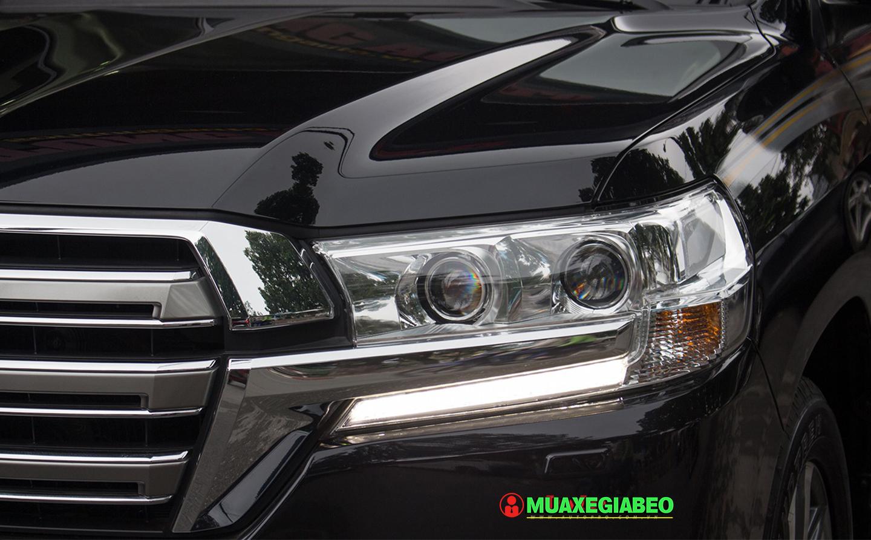 Xe Land Cruiser v8 ảnh 2 - Land Cruiser và Prado: Thông số, hình ảnh và giá xe năm [hienthinam]