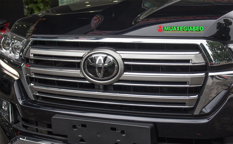 Xe Land Cruiser v8 ảnh 3 - Land Cruiser và Prado: Thông số, hình ảnh và giá xe năm [hienthinam]