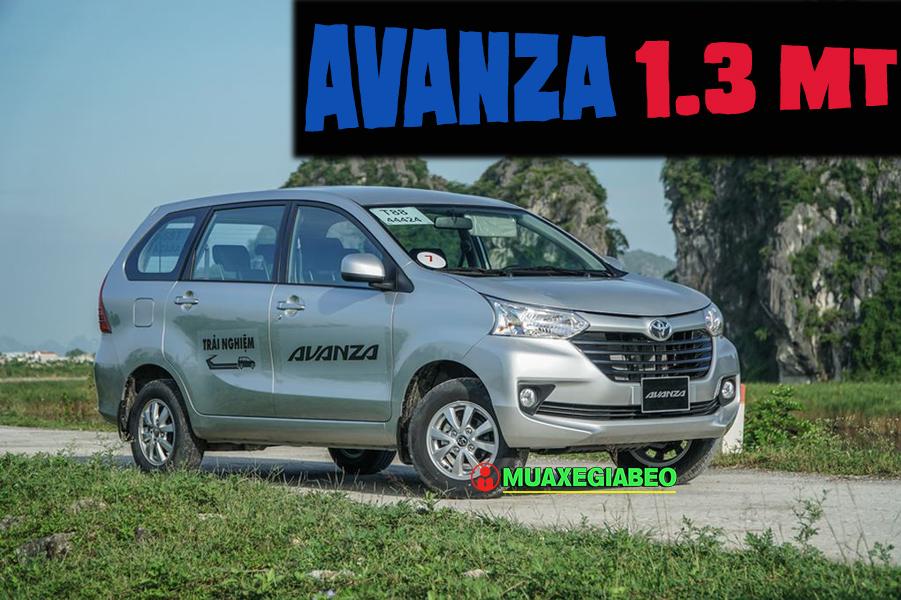 Toyota Avanza 1.3 MT ảnh 5