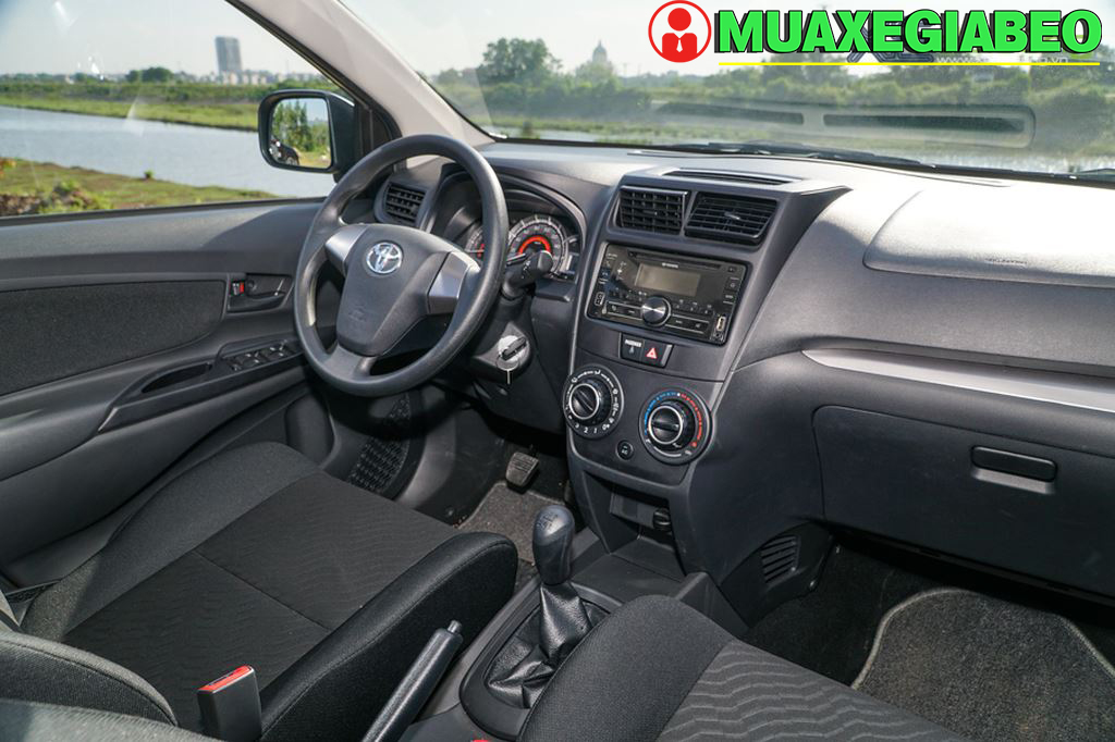 avanza 1 3 mt ảnh 4 - Toyota Avanza: thông số và giá xe tháng [hienthithang]