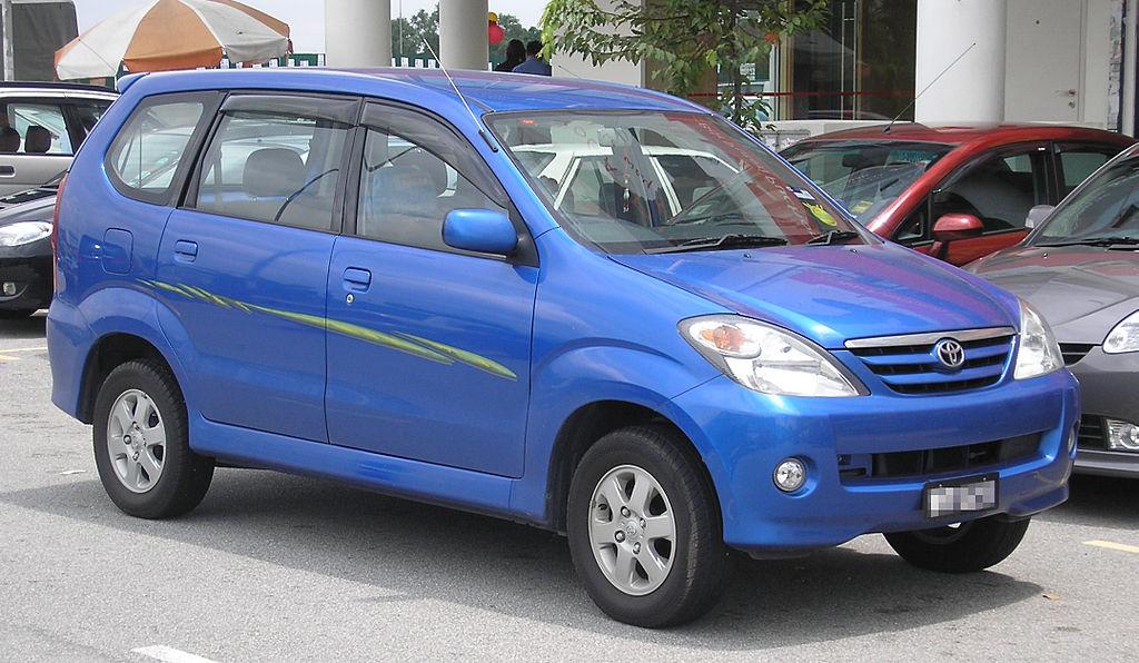 avanza từ 2003 đến 2011 - Avanza 1.5 AT [hienthinam] (số tự động): giá xe và khuyến mãi