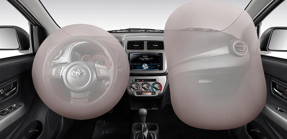 túi khí xe Wigo - Wigo 1.2MT [hienthinam] (số sàn): giá xe và khuyến mãi mới