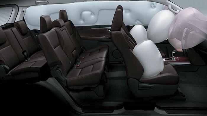 túi khí xe fortuner - Fortuner 2.4 G MT [hienthinam] (máy dầu, số sàn): giá xe và khuyến mãi mới