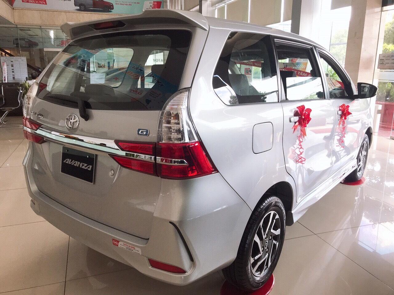 toyota avanza 2020 tai muaxegiabeo 7 - Avanza 1.5 AT [hienthinam] (số tự động): giá xe và khuyến mãi