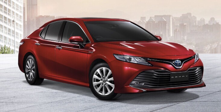 Camry 2019 nhập khẩu màu đỏ - Camry 2019: khuyến mãi và giá xe cập nhật tháng [hienthithang]