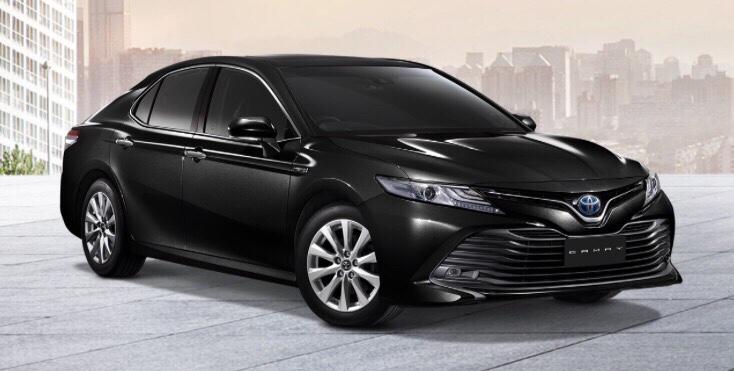 Camry 2019 nhập khẩu màu đen - Camry 2019: khuyến mãi và giá xe cập nhật tháng [hienthithang]