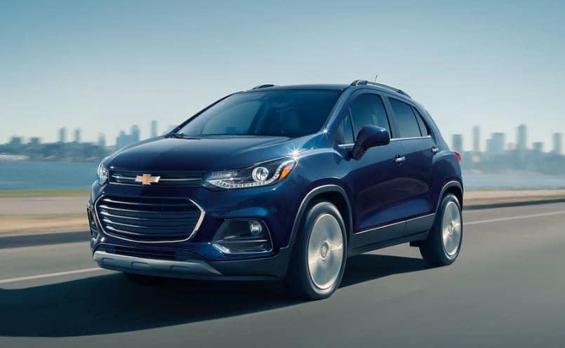 Chevrolet Trax 2019 - Top những xe 5 chỗ đáng mua nhất