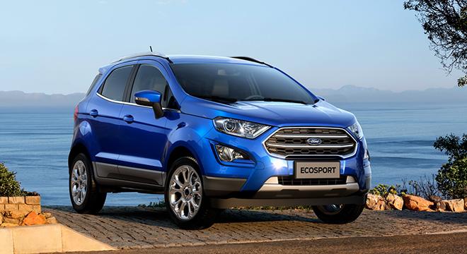 Ford Ecosport - Top những xe 5 chỗ đáng mua nhất