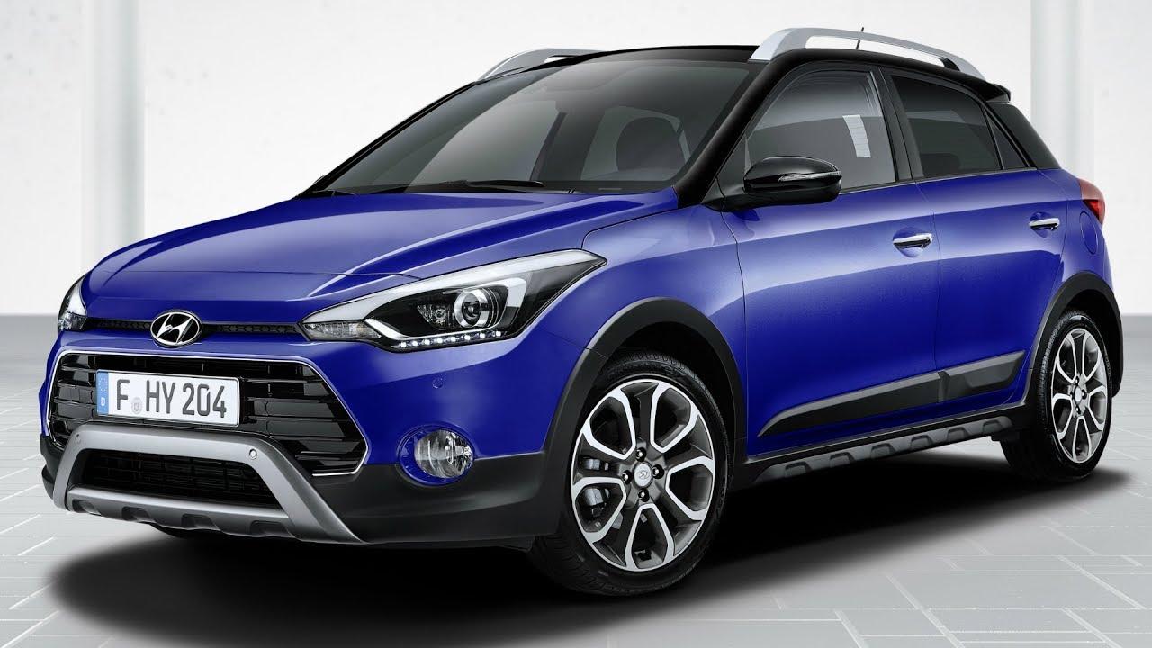 Hyundai i120 Active - Top những xe 5 chỗ đáng mua nhất