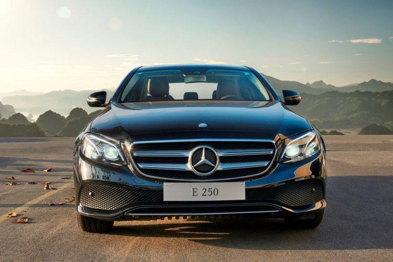 Mercedes   Benz E250 - Top những xe 5 chỗ đáng mua nhất