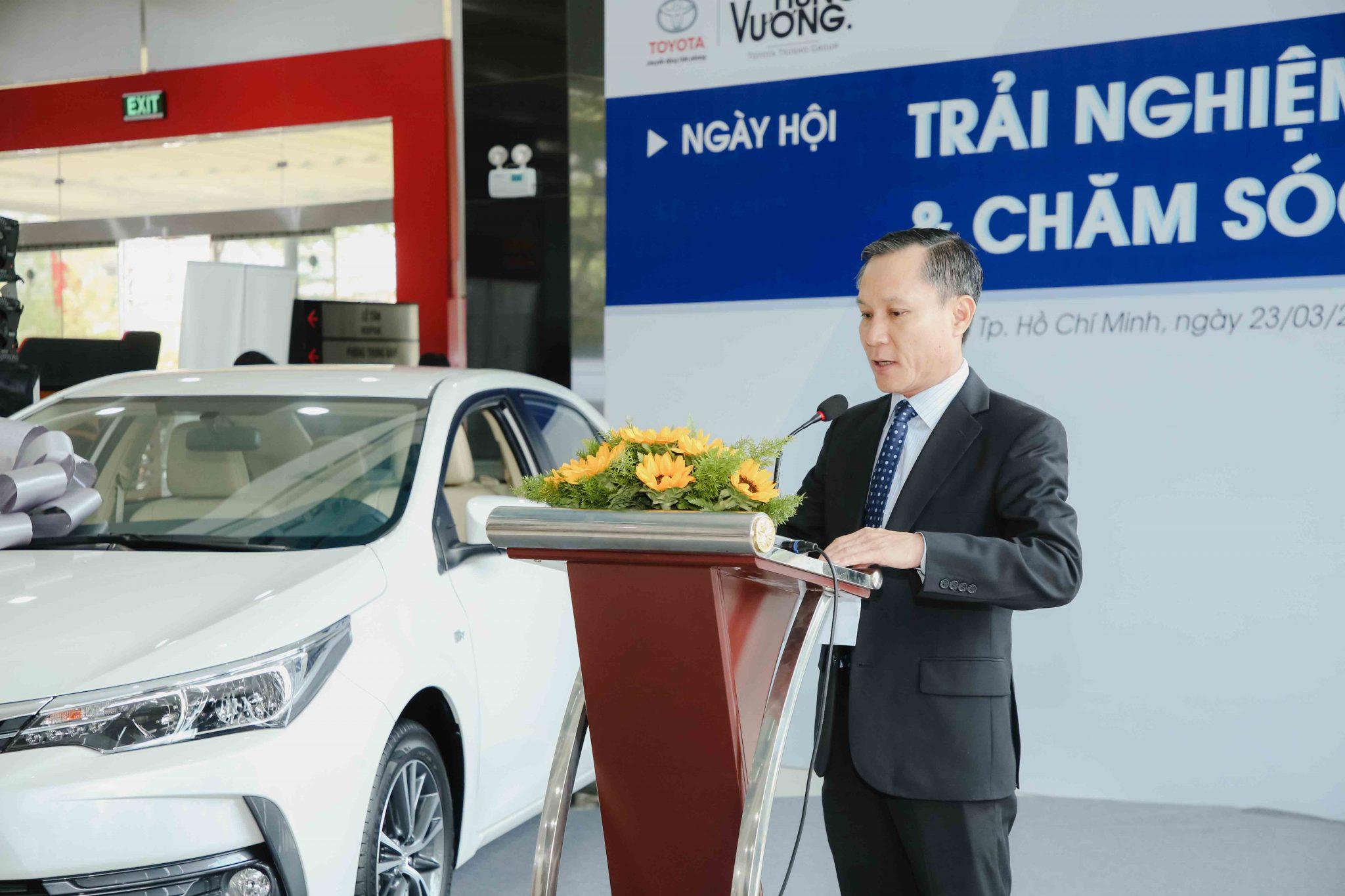 Toyota Hùng Vương Quận 6 ảnh 12