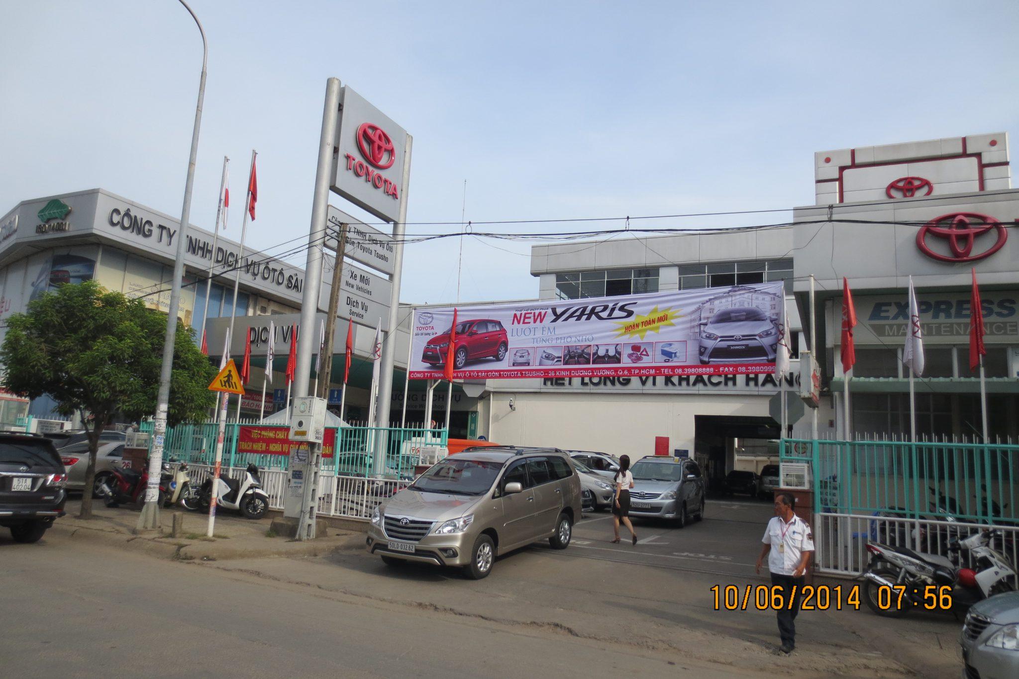 Toyota Hùng Vương Quận 6 ảnh 9 - Toyota Hùng Vương Quận 6