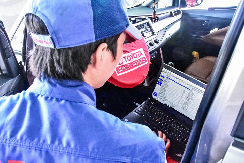Toyota hung vuong 4 - Toyota Hùng Vương Quận 6