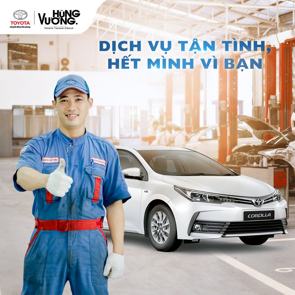 Toyota hung vuong 8 - Toyota Hùng Vương Quận 6