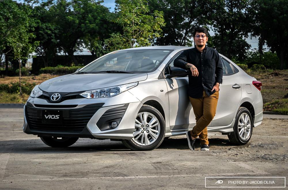 Toyota Vios 2019 - Top những xe 5 chỗ đáng mua nhất