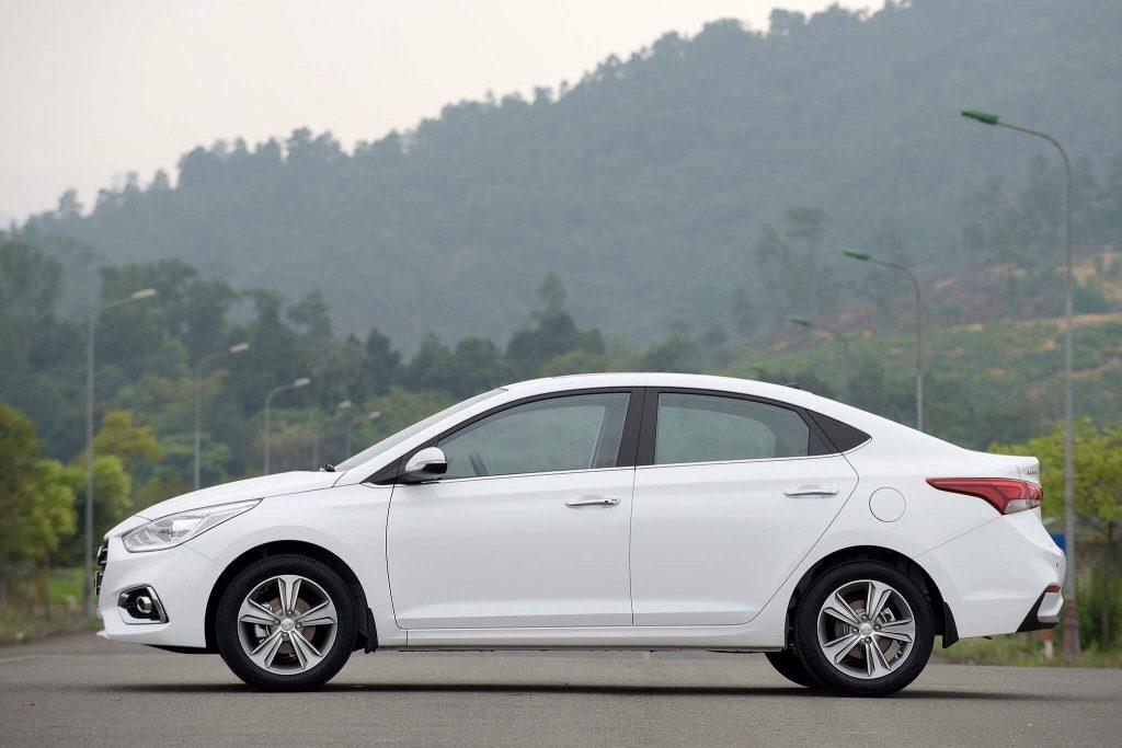 Hyundai accent anh 19 - Hyundai Accent mới: giá xe và khuyến mãi tháng [hienthithang]/[hienthinam]