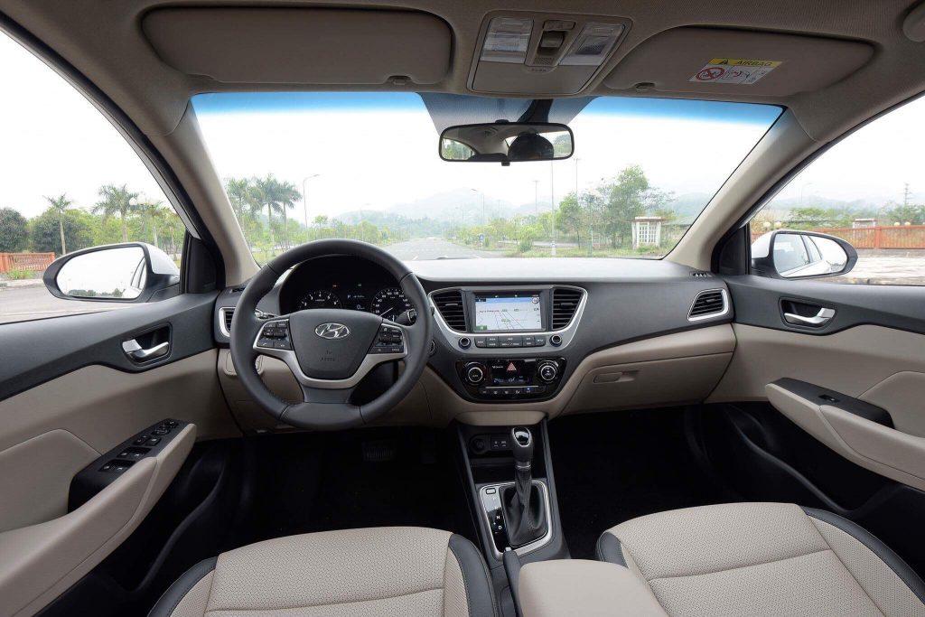 Hyundai accent anh 27 - Hyundai Accent mới: giá xe và khuyến mãi tháng [hienthithang]/[hienthinam]