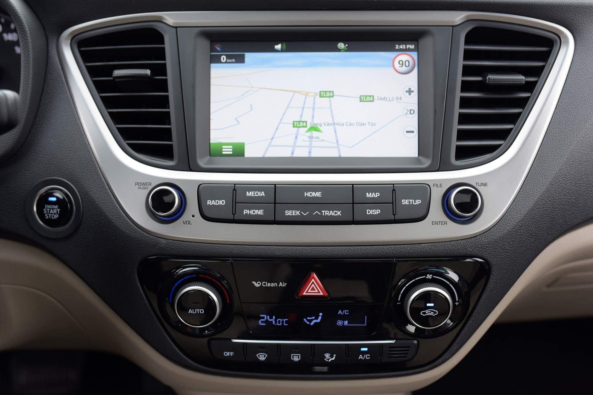 Hyundai accent anh 35 - Hyundai Accent mới: giá xe và khuyến mãi tháng [hienthithang]/[hienthinam]