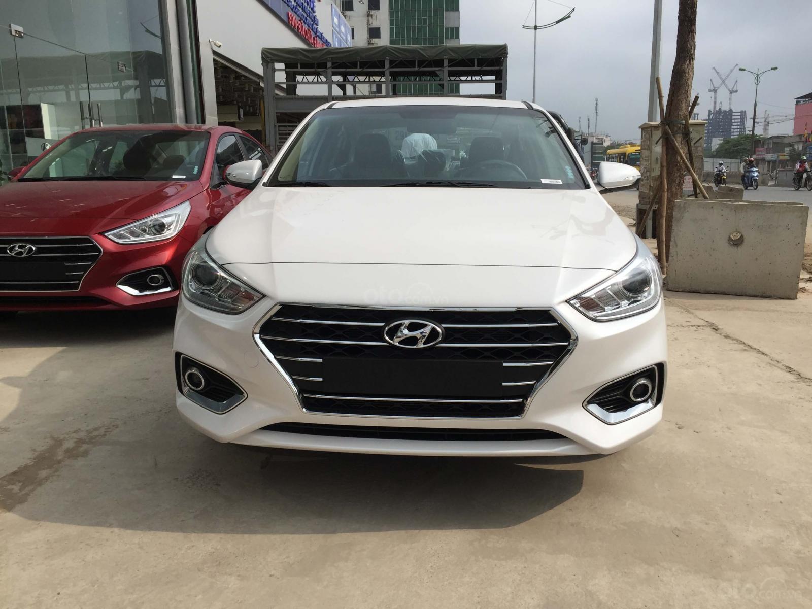 Hyundai Accent 1.4 AT đặc biệt - Hyundai Accent mới: giá xe và khuyến mãi tháng [hienthithang]/[hienthinam]