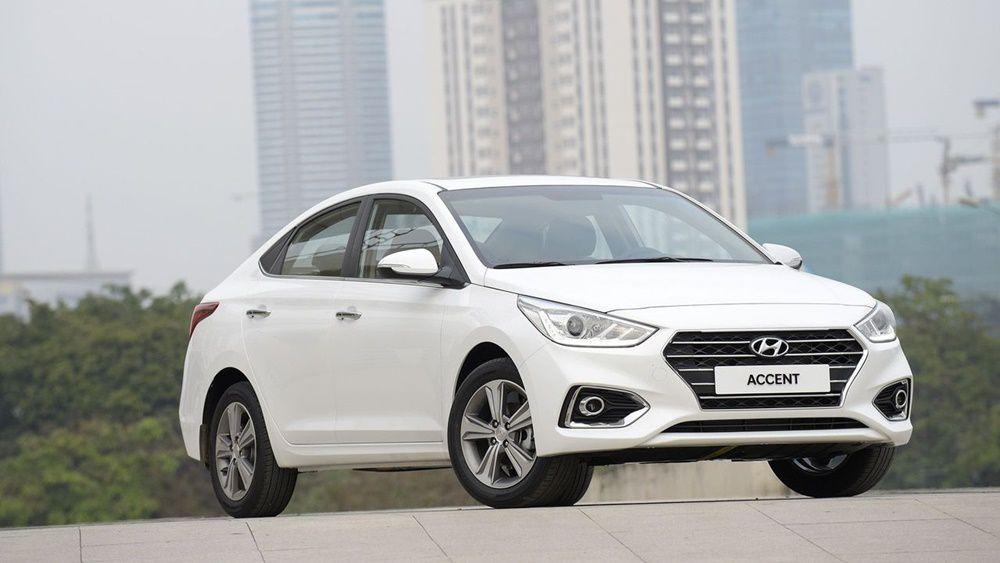 Hyundai Accent 1.4 MT - Hyundai Accent mới: giá xe và khuyến mãi tháng [hienthithang]/[hienthinam]
