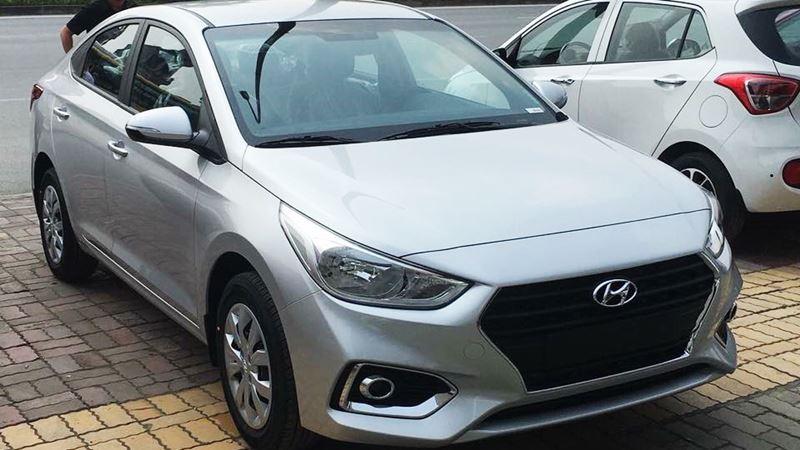 Hyundai Accent 1.4 MT Base - Hyundai Accent mới: giá xe và khuyến mãi tháng [hienthithang]/[hienthinam]