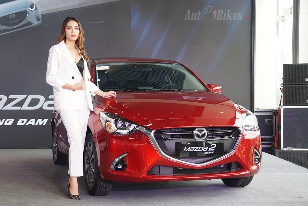 Mazda 2 anh 1 - Mazda 2 [hienthinam]: thông số, giá xe & khuyến mãi tháng [hienthithang]