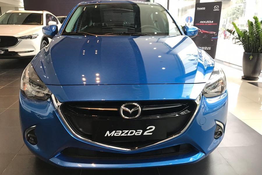 Mazda 2 anh 2 - Mazda 2 [hienthinam]: thông số, giá xe & khuyến mãi tháng [hienthithang]
