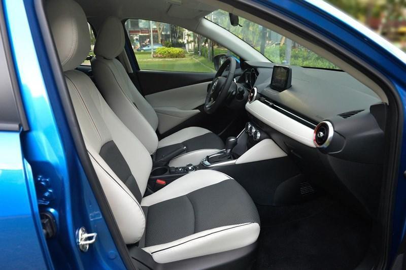Mazda 2 anh 5 - Mazda 2 [hienthinam]: thông số, giá xe & khuyến mãi tháng [hienthithang]