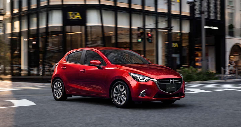 Mazda 2 anh 6 - Mazda 2 [hienthinam]: thông số, giá xe & khuyến mãi tháng [hienthithang]