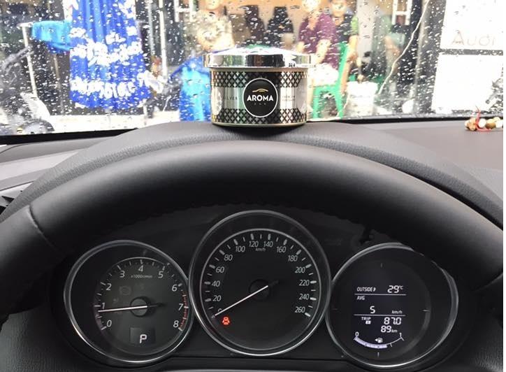 Nước hoa - Phụ kiện Ô Tô phổ biến trên xe hiện nay
