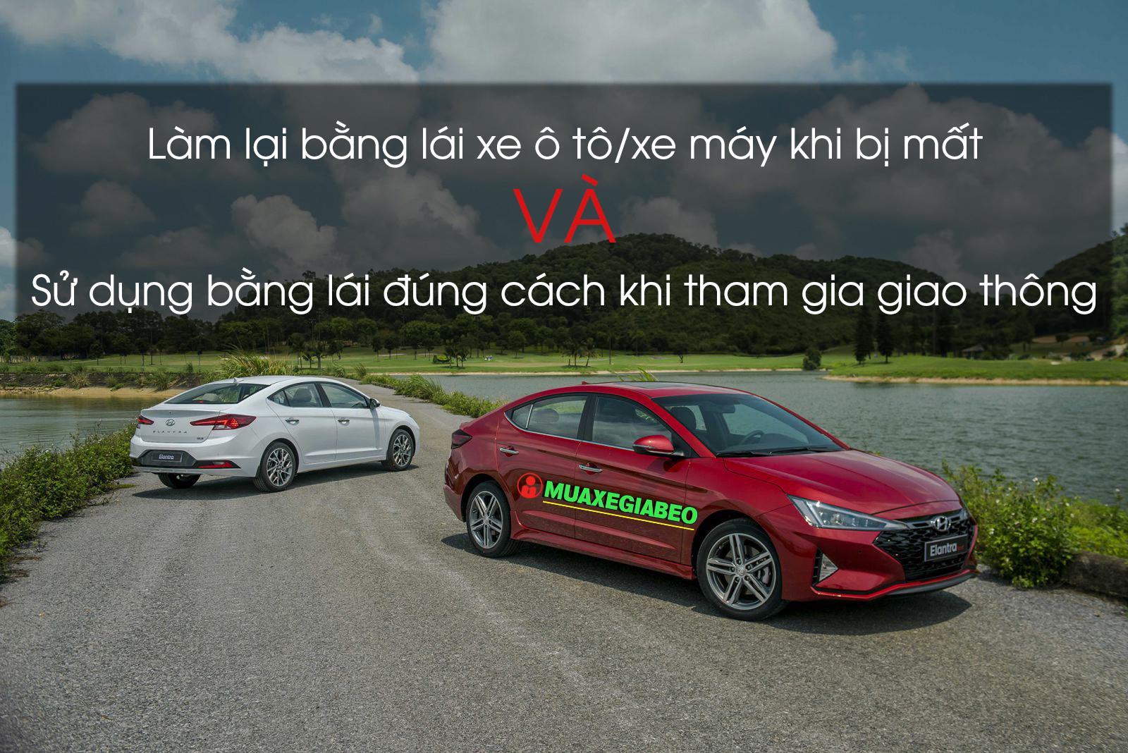 Những điều cần biết khi làm lại bằng lái xe A1, A2 và B1, B2 (CHI TIẾT) ảnh 1