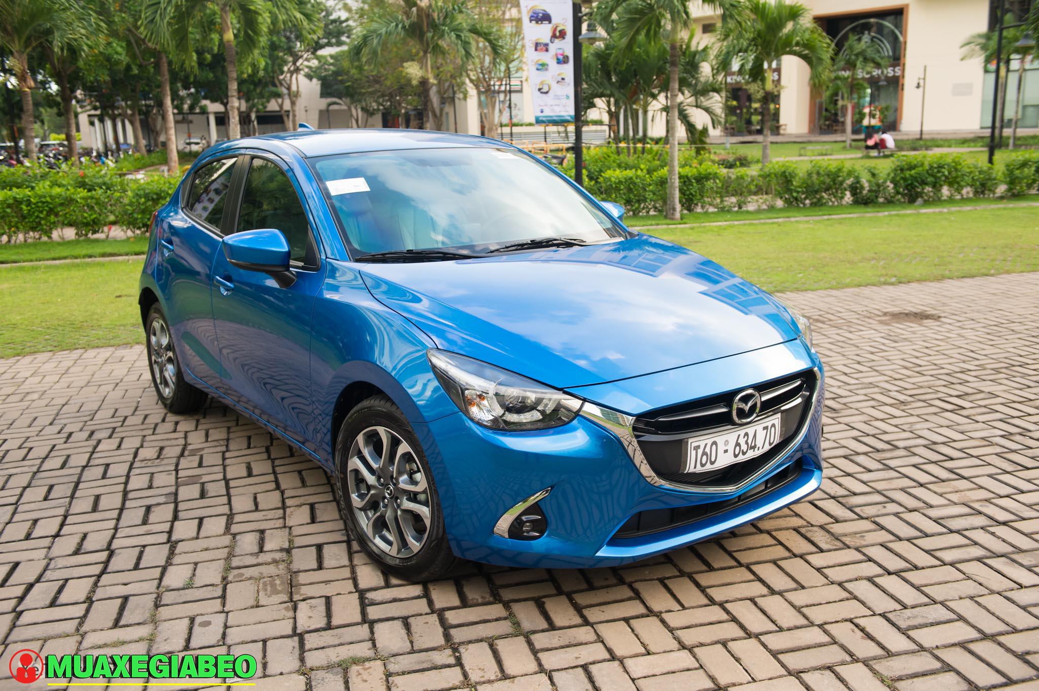 Xe Mazda 2 anh 22 - Mazda 2 [hienthinam]: thông số, giá xe & khuyến mãi tháng [hienthithang]