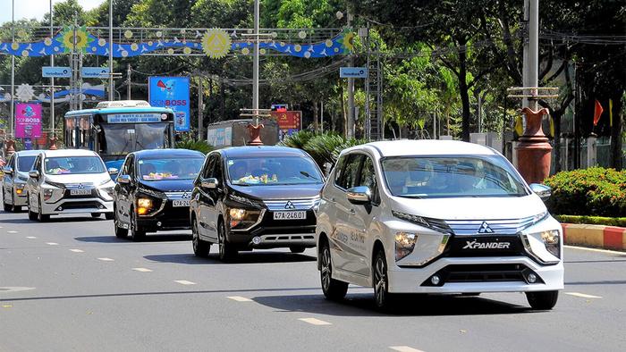 Xe Mitsubishi Xpander anh 17 - Giới thiệu xe Mitsubishi Xpander 2020: Mê hoặc từ ánh nhìn đầu tiên
