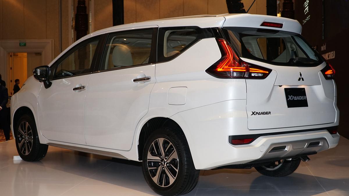 Xe Mitsubishi Xpander anh 20 - Mitsubishi Xpander [hienthinam]: thông số, giá xe & khuyến mãi tháng [hienthithang]