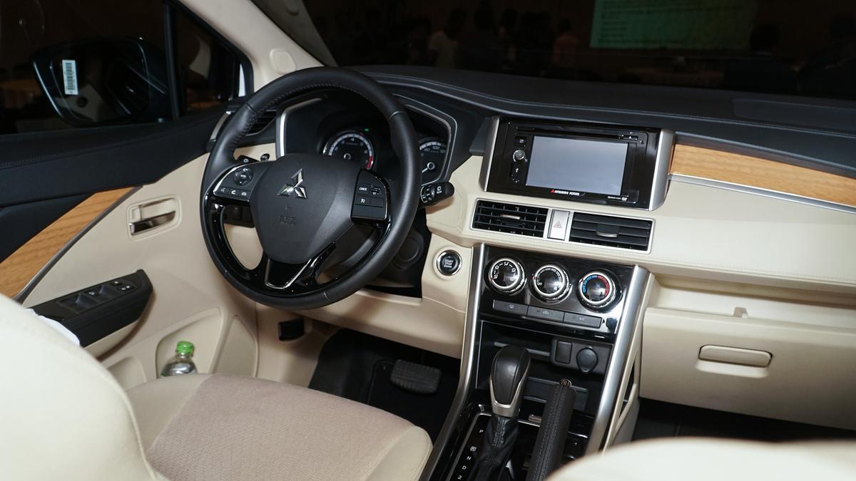 Xe Mitsubishi Xpander anh 21 - Mitsubishi Xpander [hienthinam]: thông số, giá xe & khuyến mãi tháng [hienthithang]