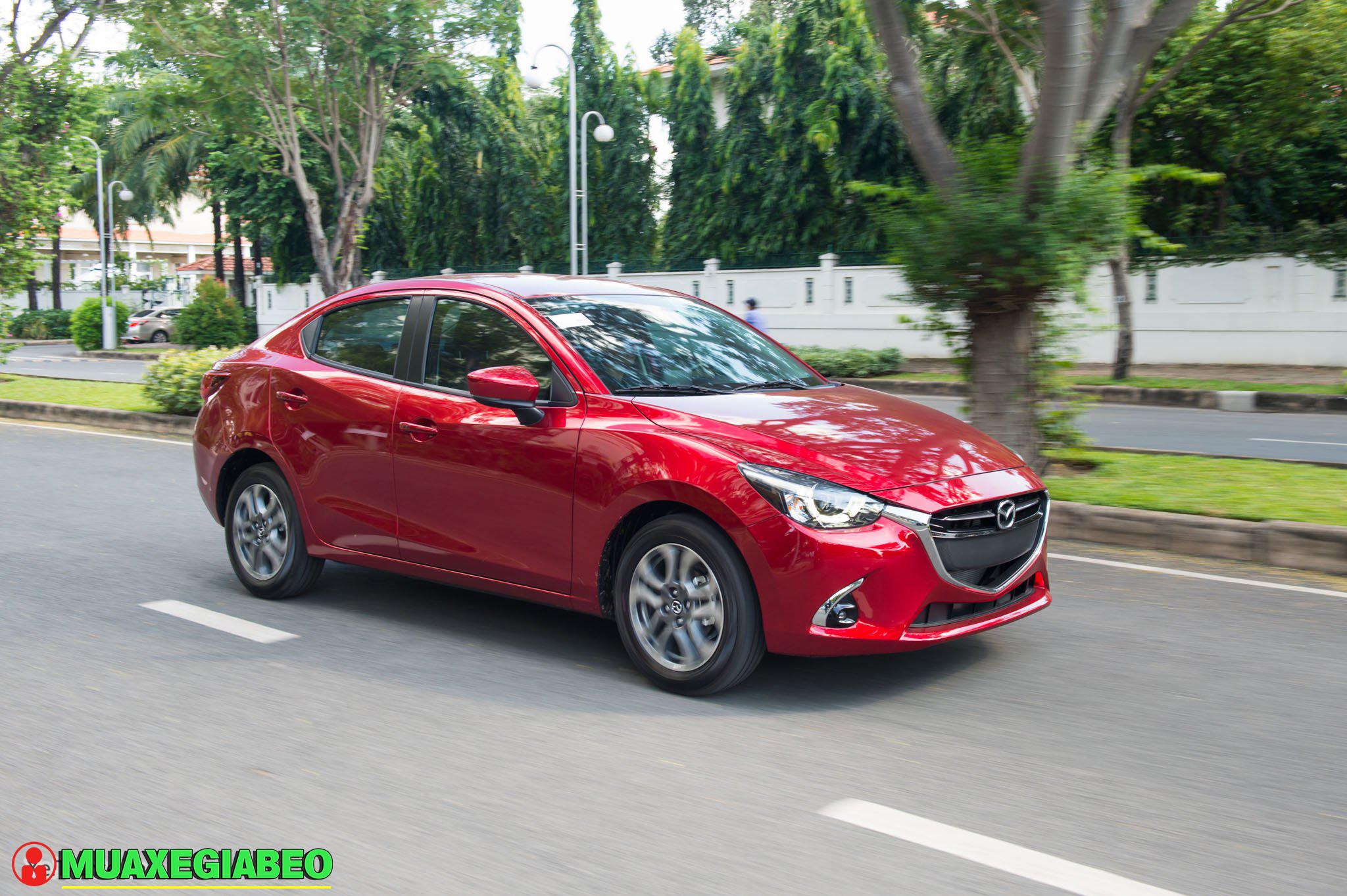Xe Mazda 2 anh 19 - Mazda 2 [hienthinam]: thông số, giá xe & khuyến mãi tháng [hienthithang]