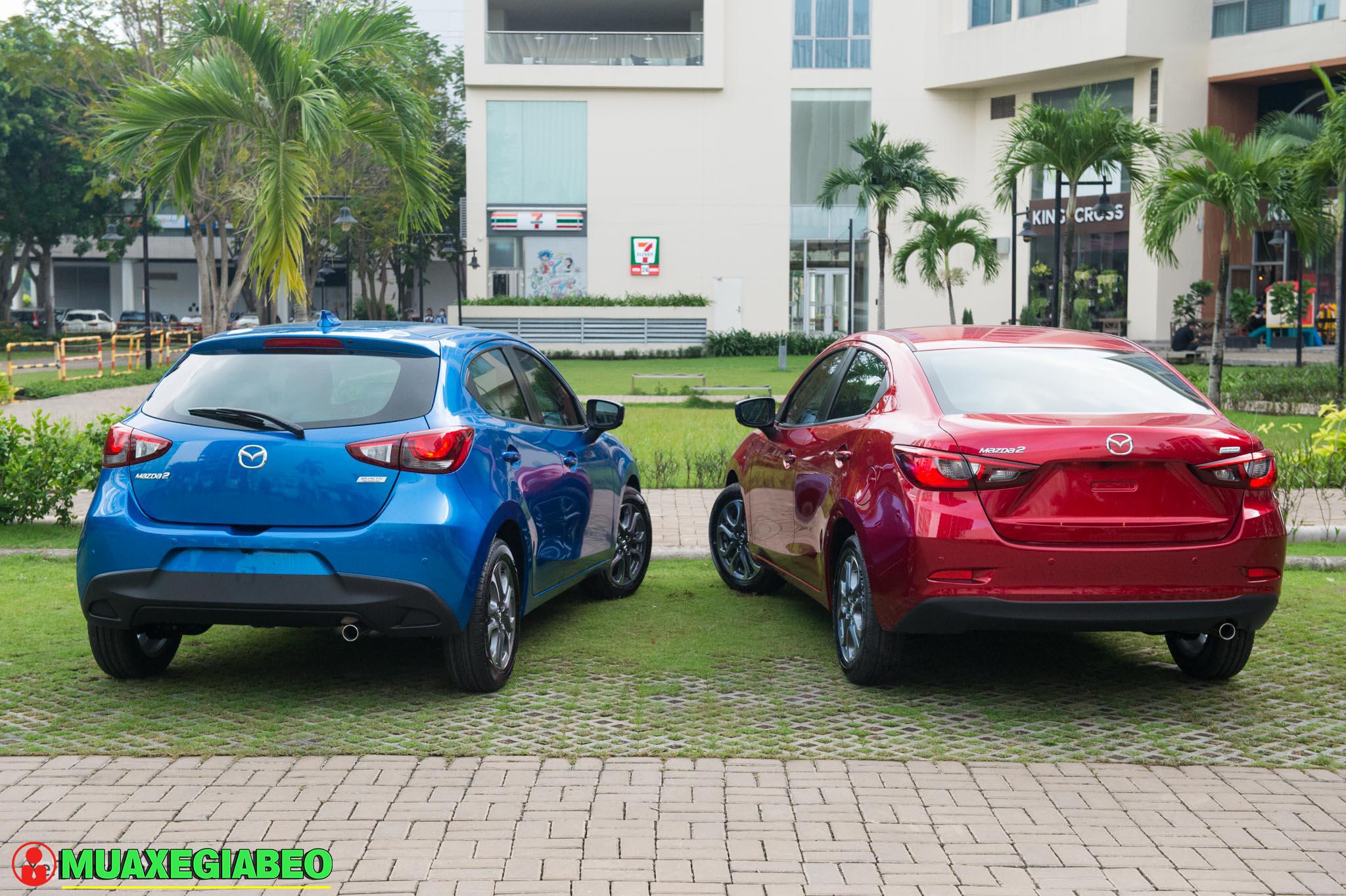Xe Mazda 2 anh 2 - Mazda 2 [hienthinam]: thông số, giá xe & khuyến mãi tháng [hienthithang]